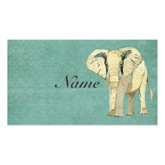 White Elephant Business Card