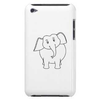 White Elephant. Barely There iPod Case