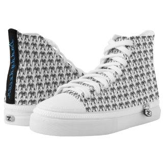 White elephant damask, #damask printed shoes