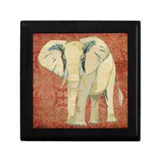 White Elephant  Gift Box