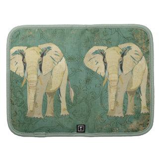 White Elephant Jade Planner/  Rickshaw