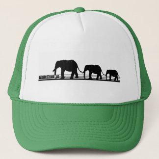 White Elephant Walking Hat