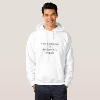 White Explorers hoodie