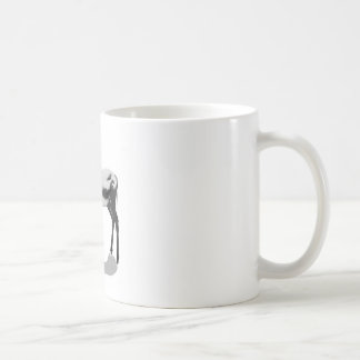 White Fawn Coffee Mug