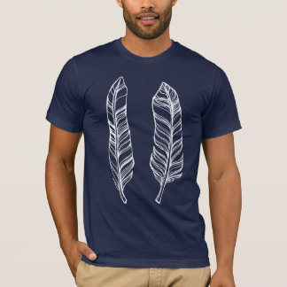White Feathers T-Shirt