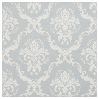 Vintage Pastel Floral Pattern Fabric For Upholstery