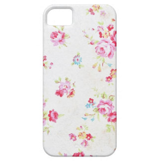 White Floral Shabby Chic iPhone 5/5s Case For The iPhone 5