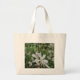 White Flower Bags