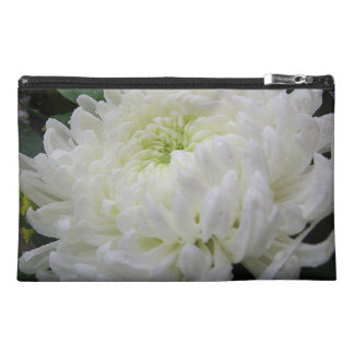 White Flower Bag Travel Accessories Bags