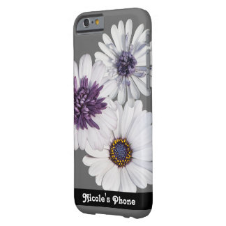 White Flower Phone Case