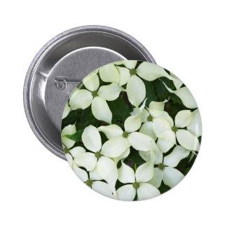 White Flowering Dogwood Pins
