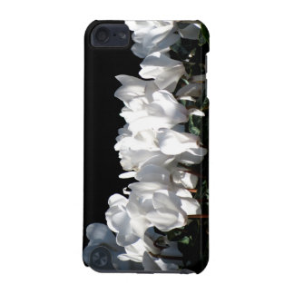White Flowers iPod Touch (5th Generation) Cases