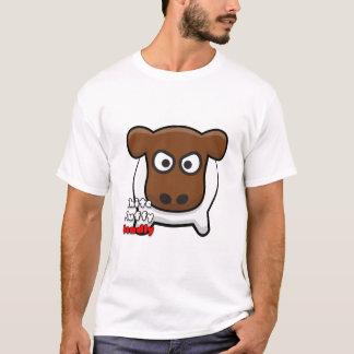 White Fluffy Deadly - Sheep T-Shirt