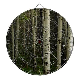 White Forest Dartboard