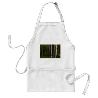 White Forest Standard Apron