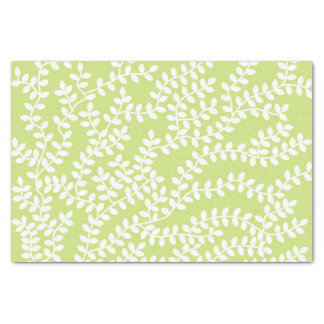 White Forest Tissue Paper