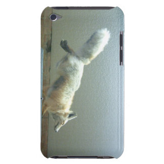 White Fox Barely There iPod Case