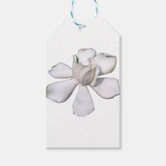 White Gardenia Bud 201711g Gift Tags
