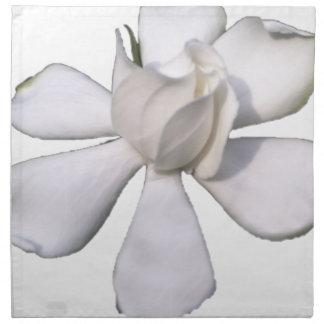 White Gardenia Bud 201711g Napkin