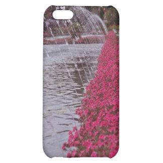White Gardens of the Alcazar, Cordoba, Spain flowe iPhone 5C Covers