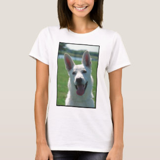 White German Shepherd Dog T-Shirt