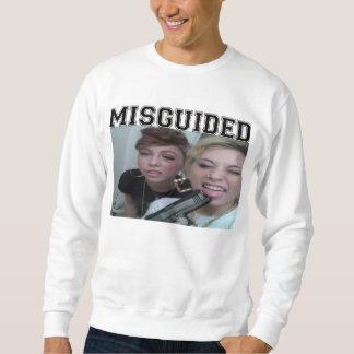 White Girl Mob Crewneck Sweatshirt