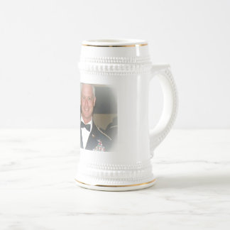 white/gold 22oz, Stein
