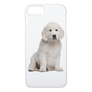 White Golden Retriever Photo iPhone 7 Case