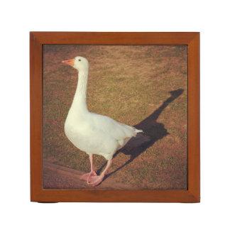 White Goose Desk Organisers