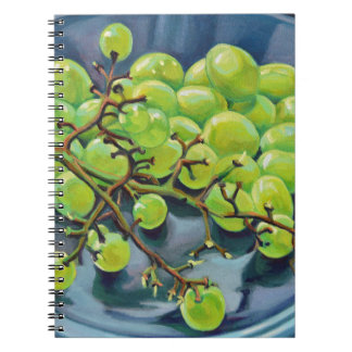 White Grapes Notebooks