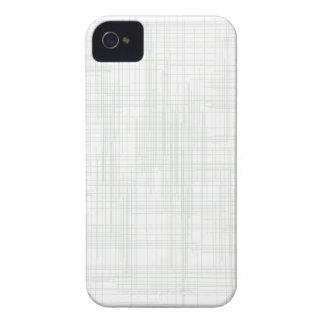 White Grunge Effect Background Case-Mate iPhone 4 Case