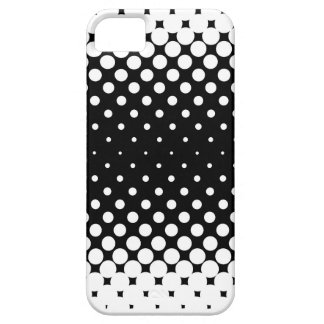 White Holes Background iPhone 5 Covers