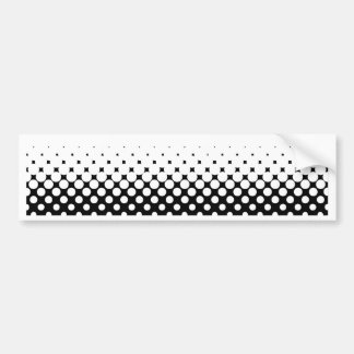 White Holes Bumper Sticker