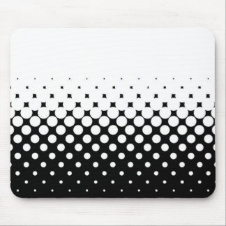 White Holes Mouse Pad