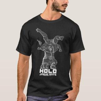 White Holo Checkmate T-Shirt