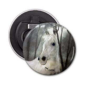 White Horse Bottle Opener