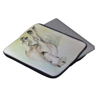 `White Horse' Electronics Sleeve
