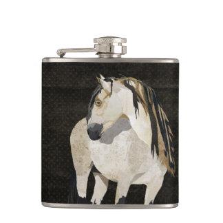 White Horse Flask