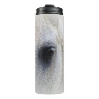 White Horse Head Tumbler