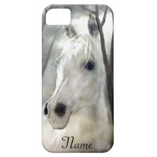 White Horse iPhone 5 Cases