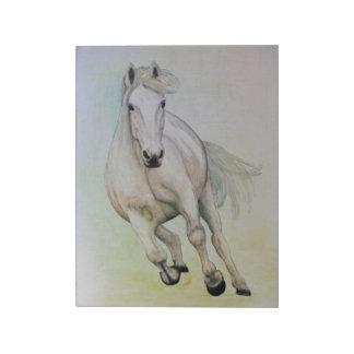 `White Horse' Notepad
