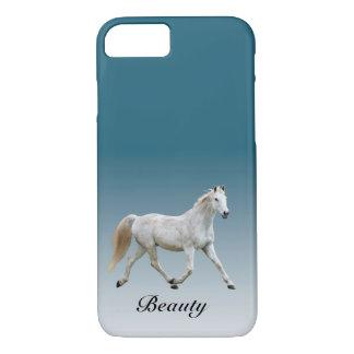 White Horse Phone Case