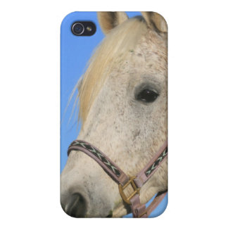 White Horse Speck Case Covers For iPhone 4