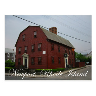 White Horse Tavern Postcard