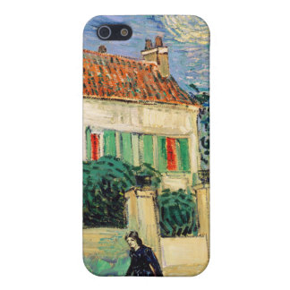 White House at Night, Vincent Van Gogh iPhone 5 Case
