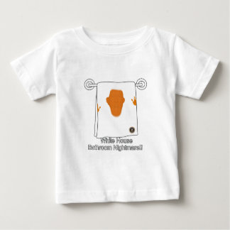 WHITE HOUSE BATHROOM NIGHTMARE!! BABY T-Shirt