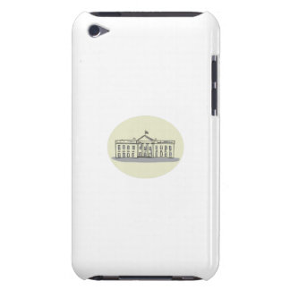 White House Building Oval Drawing Barely There iPod Cover