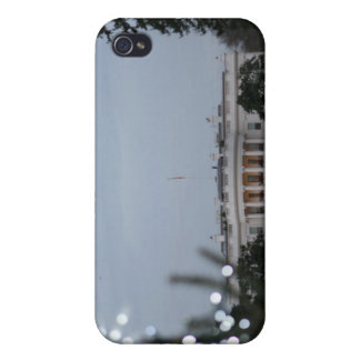 White House Celebrate Christmas iPhone 4/4S Cover
