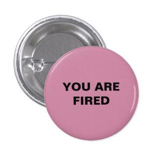 White House ides 3 Cm Round Badge
