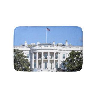 White House of the United States - Washington DC Bath Mat